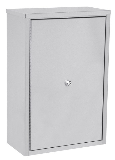 "Double Door Narcotic Cabinet W 4 Shelves (30""�H X 22""�W X 12""�D)"