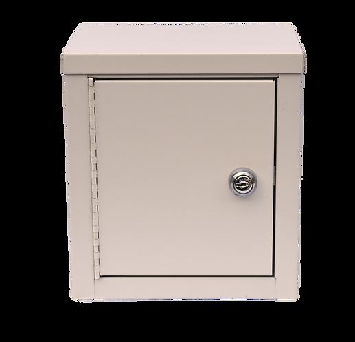 "Mini Double Door Economy Narcotic Cabinet (9""�H X 8""�W X 5 5⁄8""�D)"