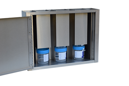 Specimen Dropbox Cabinet