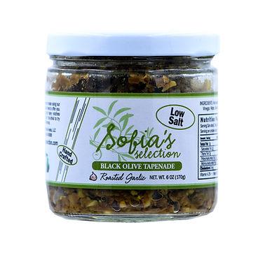 SofiasSelection - Roasted Garlic olive T