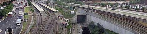 CSX Howard St. Tunnel