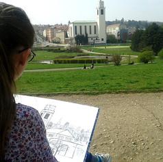 výtvarný kurz Brno