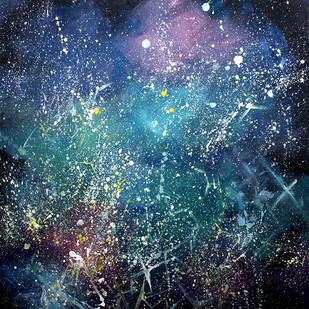 malba vesmíru