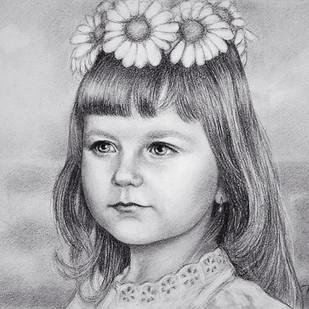 portret podle fotky