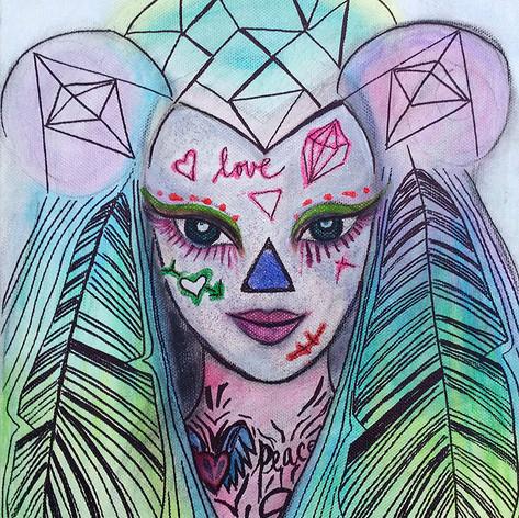 tattoo obraz