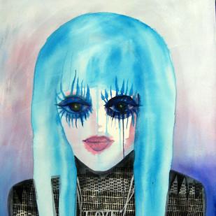 malovaný portrét