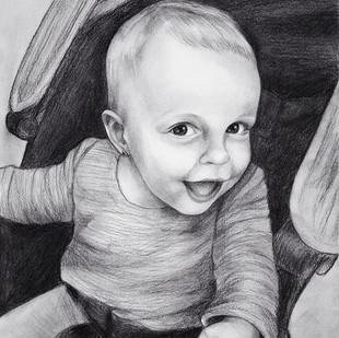 kresba portrétu