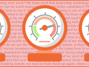 How to lessen the pressure on Learning and Development Teams