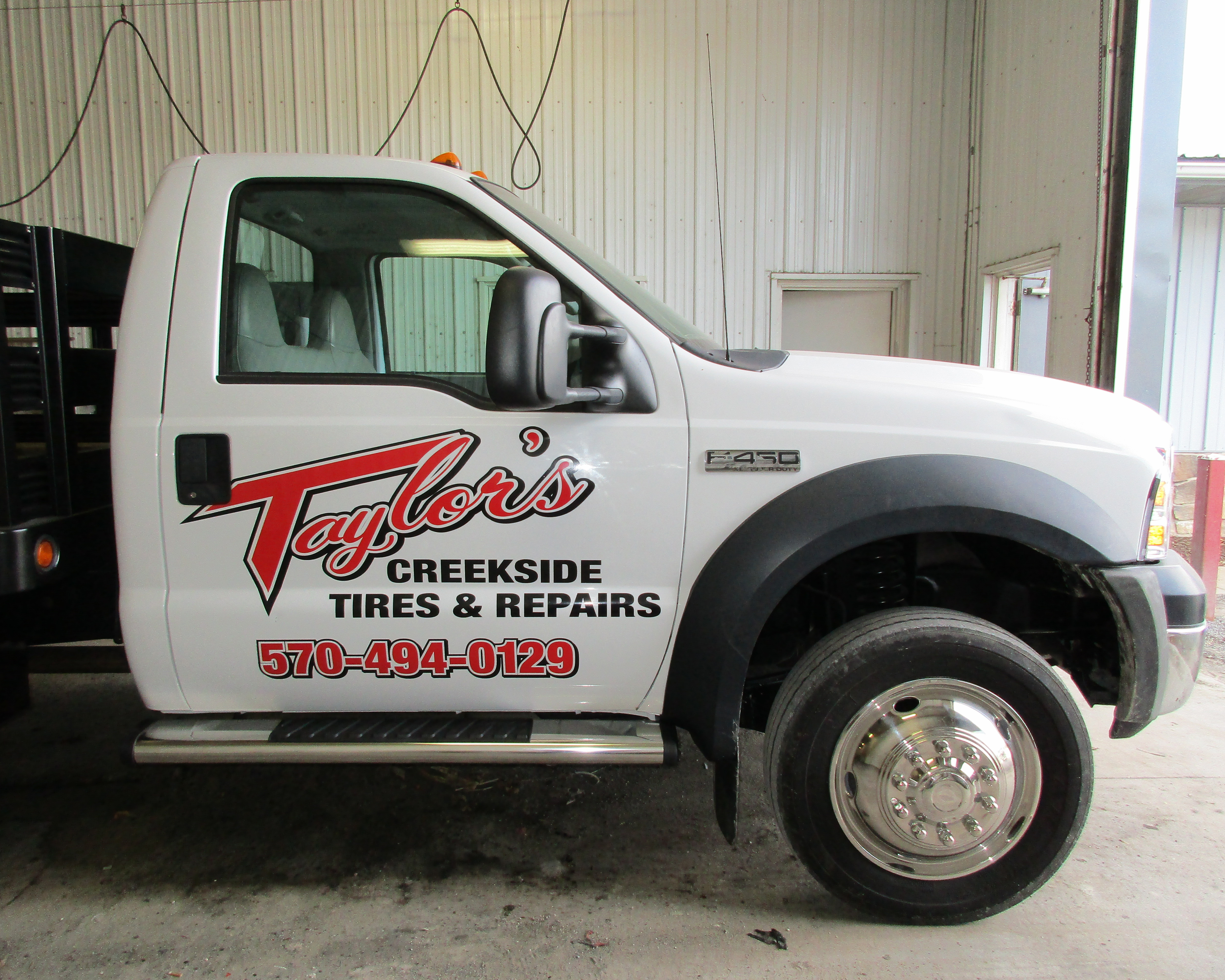 Taylor's Creekside Tires