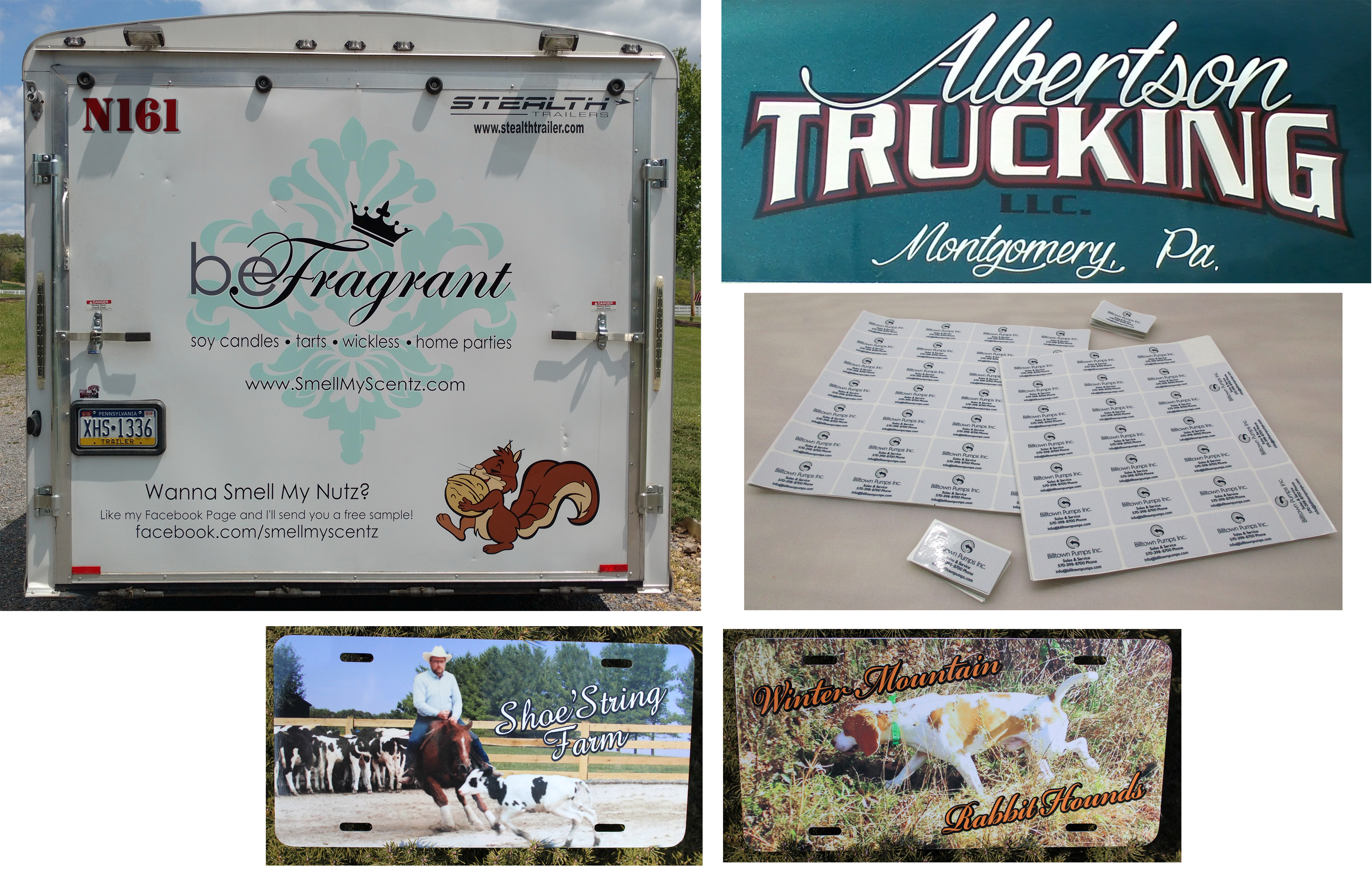 Printed Graphics