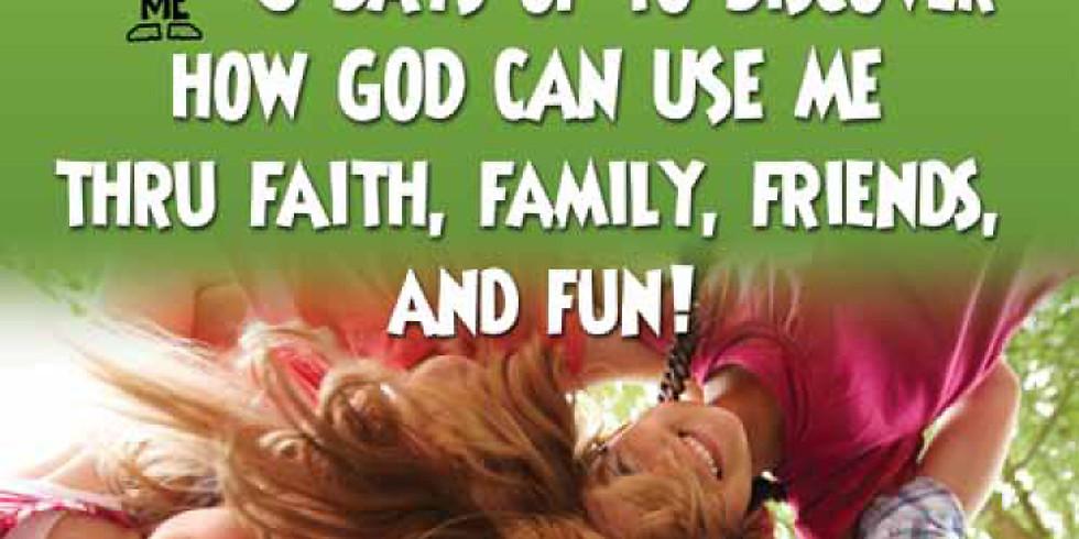 Vacation Bible School July 13-17