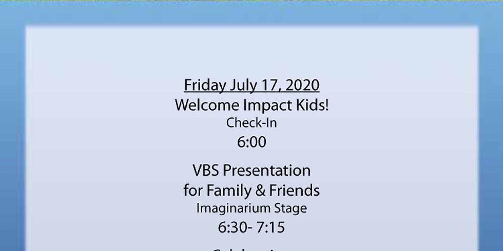 Vacation Bible School Friday Night (1)