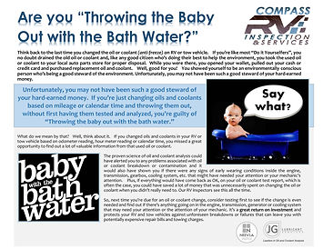 Baby with Bathwater - Updated Version -