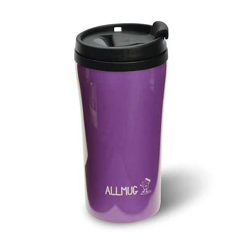 AllMug 280ml / iç-dış plastik opak