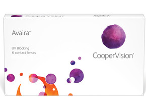 Avaira Cooper Vision Contacts
