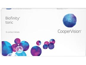 BioFinity Cooper Vision
