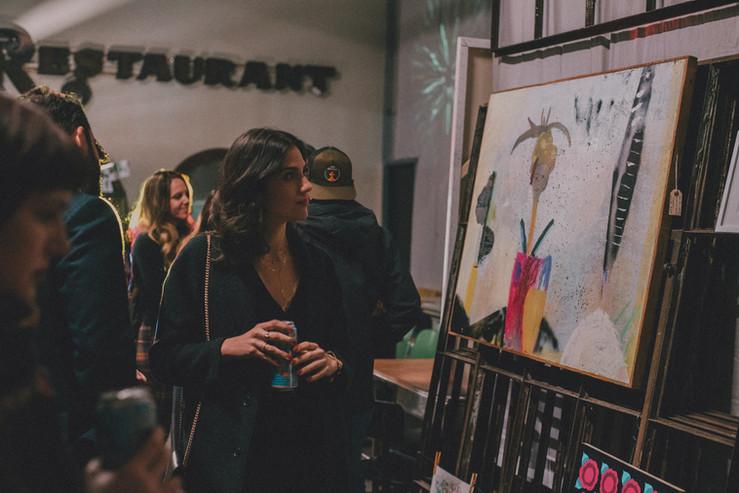 PBR Art Show | Nashville