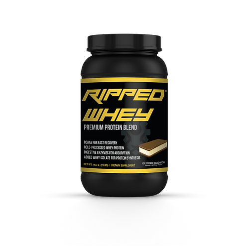 RIPPED® Whey