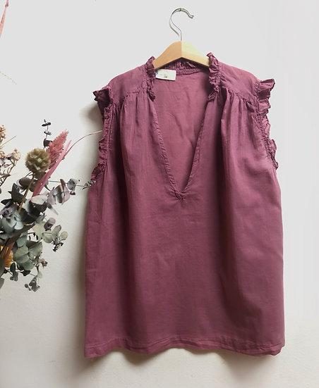 Camicia Frill - Rose