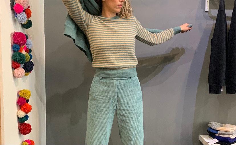 Pantalone Do Knit N*8
