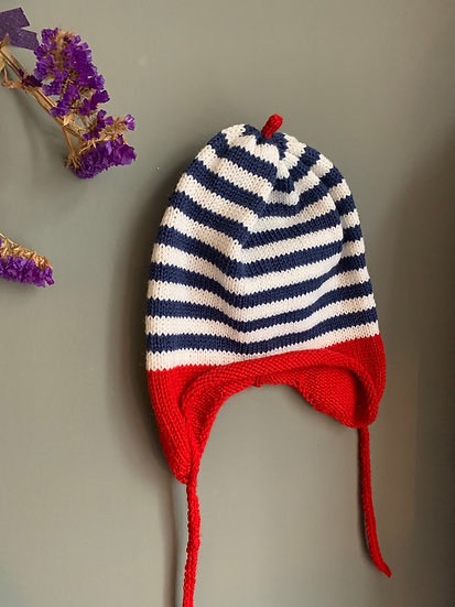 Righe baby hat 2/3 anni