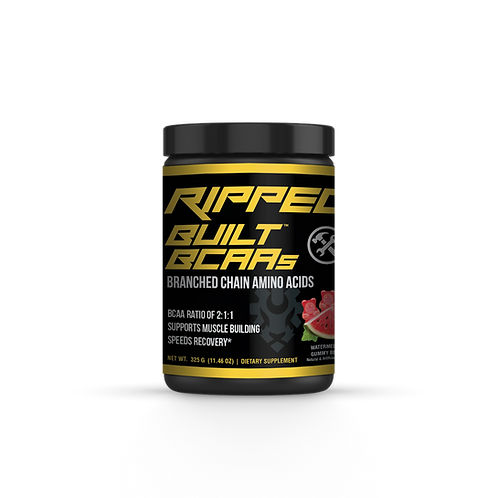 RIPPED® Built BCAAs