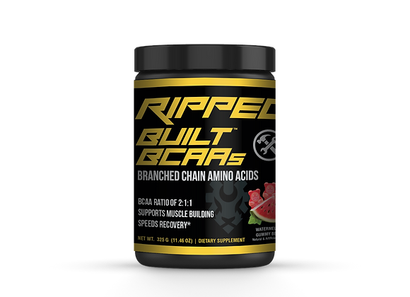 RIPPED® Built BCAAs™