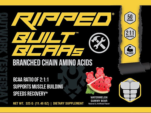 RIPPED®Built BCAAs