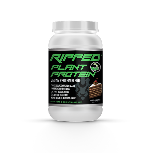 RIPPED® Plant Protein