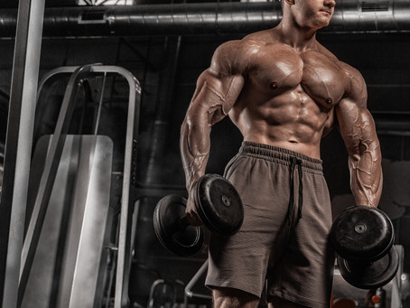 How to Build Broad, Bigger Shoulders