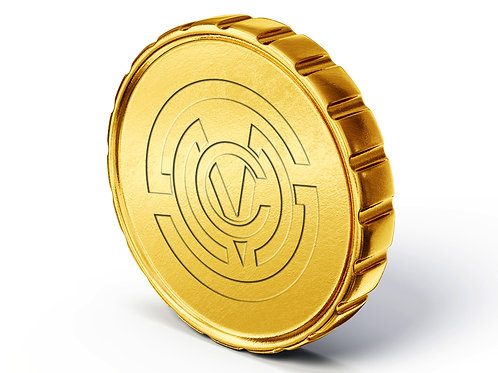Design Coin 5 Pack
