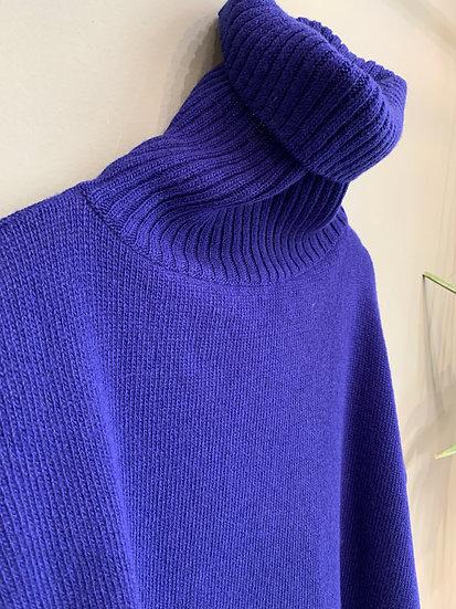 Pull collo alto copiativo 100% lana Made in Italy Do Knit