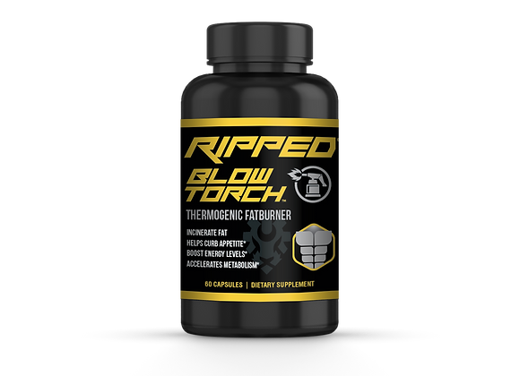 RIPPED® Blowtorch Fat Burner 2.0