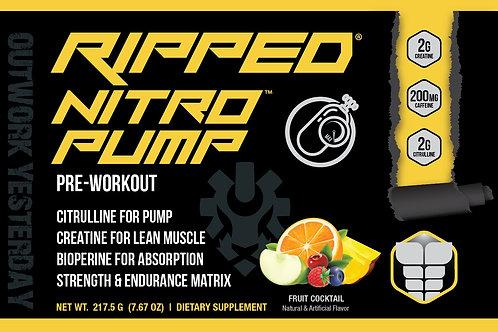 RIPPED® Nitro Pump