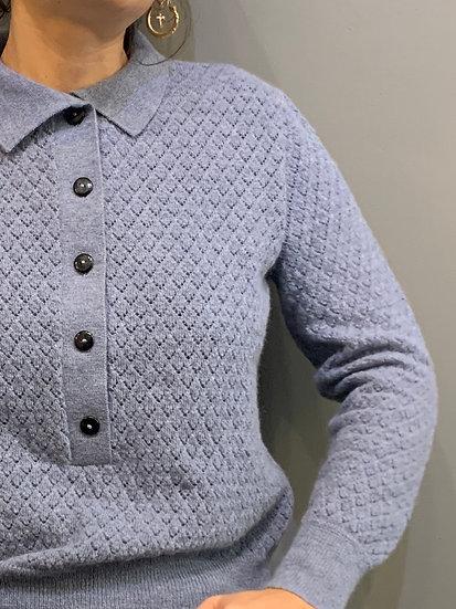 Polo sweater n°03