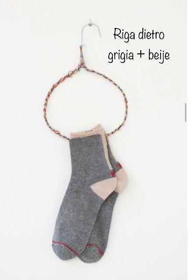 Calze Hop - Riga Dietro