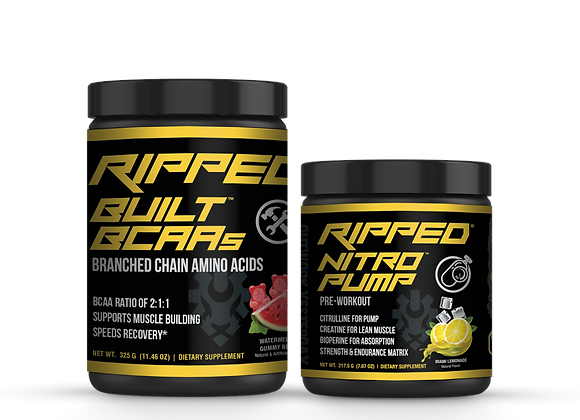 RIPPED® Lock and Loaded Stack