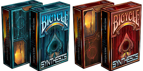 Bicycle Synthesis - 2 Deck Set