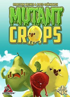 Mutant Crops Card Game