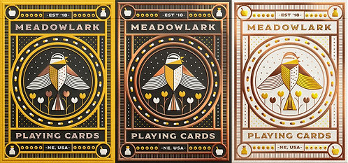 Meadowlark - 3 Deck Set