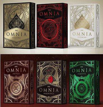 Omnia Complete 6 deck Set