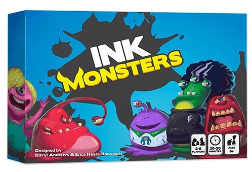 Ink Monsters Game