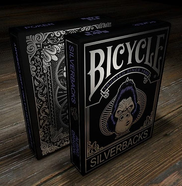 Bicycle Gorilla - Silverback Edition