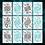 Thumbnail: Bicycle Grid 2.0 - Blue