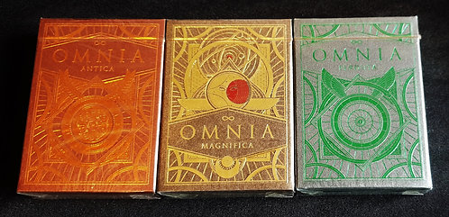 Omnia: The Golden Age - 3 Deck Set