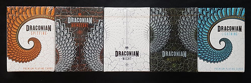Draconian - 5 Deck Set