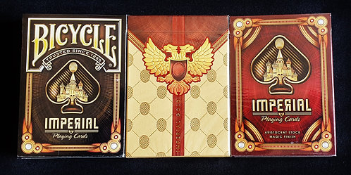 Imperial - 3 Deck Set