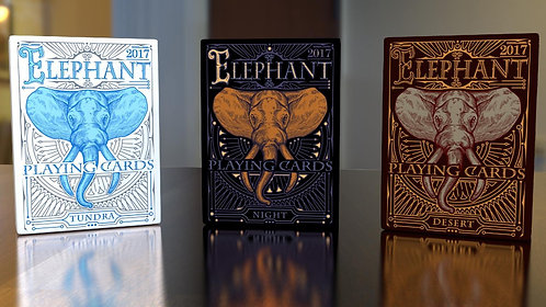 Elephant - 3 Deck Set