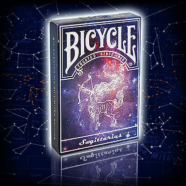 Bicycle Constellations - Saggitarius (Club)