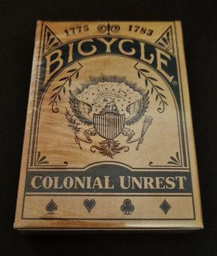 Bicycle Colonial Unrest - Ltd Edition (Club)